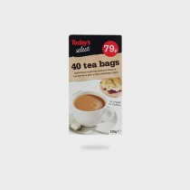 Teabags 40's