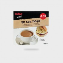 Teabags 80's