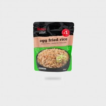 Micro Rice Pouch Egg Fried