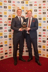 Best Cider Brand of the Year as voted by Elbrook Retailers, Bulmers