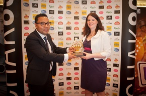 Best Confectionery Brand of the Year as voted by Elbrook Retailers, Rose  Brown, Mondelez UK