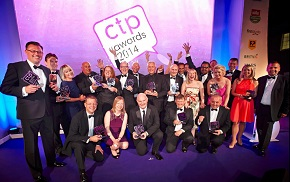 CTP awards - 2014 - best convenience retailer for availibility