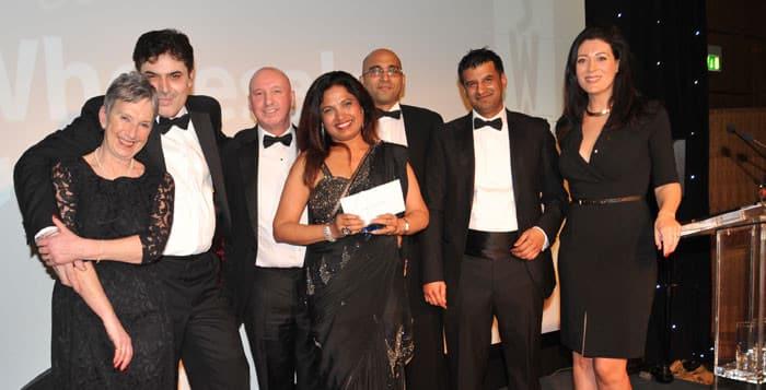 swa awards 2014