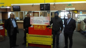 Mr Thiara Maini Cash & Carry Winner