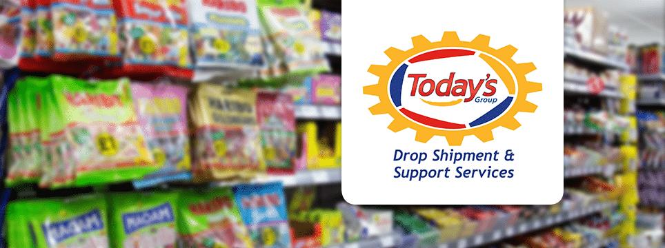 Drop shipment banner