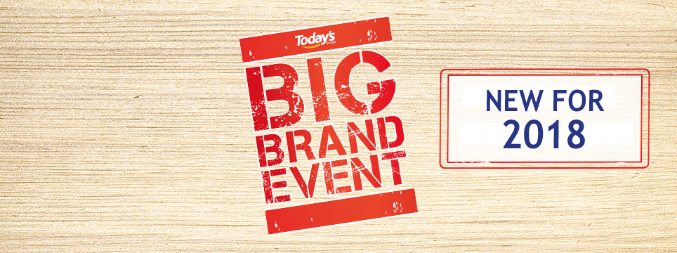 Big Brand. Event slider.V4