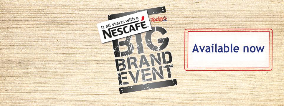 Big Brand Event slider