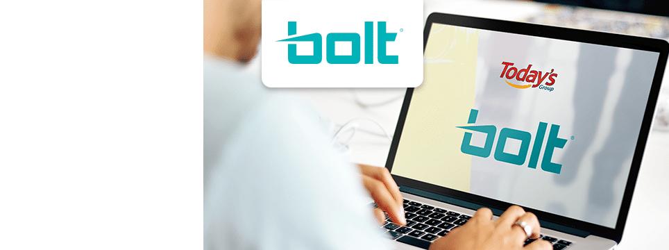 Bolt learning slider