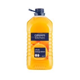Caterer's Kitchen Whole Orange Drink, 5Ltr