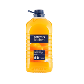 Caterer's Kitchen Whole Orange Drink NAS, 5Ltr