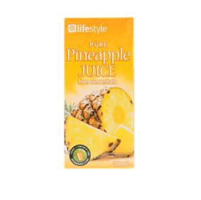 Lifestyle Pure Pineapple Juice, 1 Ltr