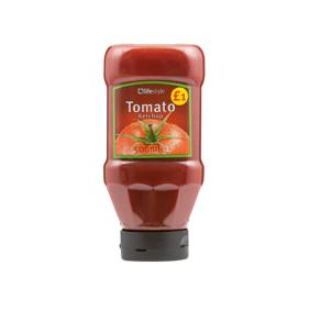 Lifestyle Tomato Ketchup, 500ml, PM £1