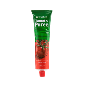 Lifestyle Tomato Puree Tube, 200g