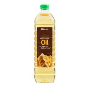 Lifestyle Vegetable Oil, 1 Ltr