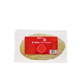 Lifestyle Pitta Bread, 6 Pk, PM 79p
