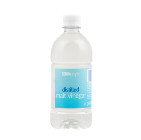 Lifestyle Distilled Vinegar, 568ml