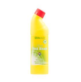 Lifestyle Thick Bleach Lemon, 12 x 750ml, PM 79p