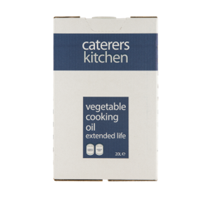 Caterers Kitchen Cooking Oil (Soya) Bib 20 Ltr