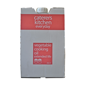 Caterers Kitchen Everyday Veg Oil (Soya) (Bib) 20 Ltr