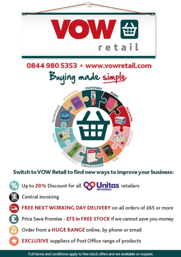 VOW Retail | Unitas Wholesale