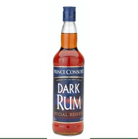 Prince Consort Dark Rum 6 x 70cl