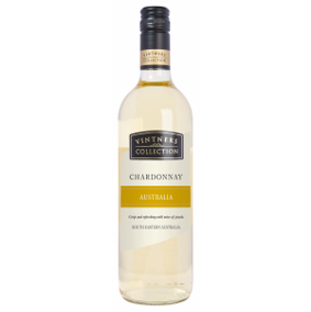 Vintners Collection Chardonnay Australia 6 x 75cl