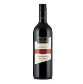 Vinters Collection Merlot California, 6 x 75cl