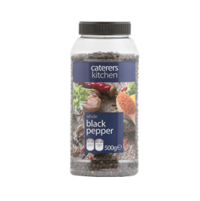 CK Pepper Black Whole – 500g