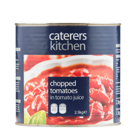 CK Chopped Tomatoes – 2.5kg