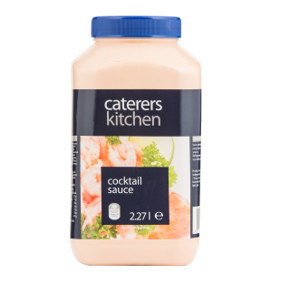 CK Cocktail Sauce – 2.27 Ltr