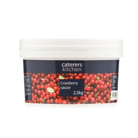 CK Cranberry Sauce – 2.5kg