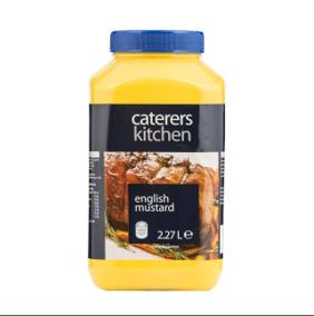 CK English Mustard – 2.27 Ltr