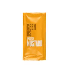 English Mustard Sachets – 198's