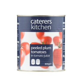 CK Peeled Plum Tomatoes – 800g