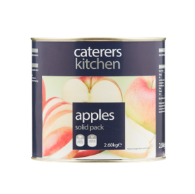 CK Solid Pack Apples – 2.6kg