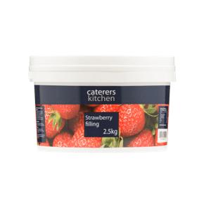 CK Pie Filling Stawberry – 2.5kg