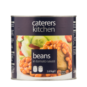 CK Beans in Tomato Sauce 2.61kg