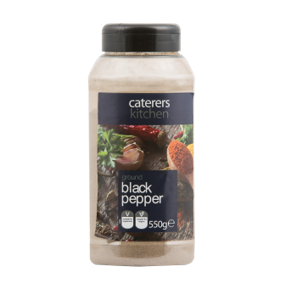 CK Pepper Black Ground – 550g