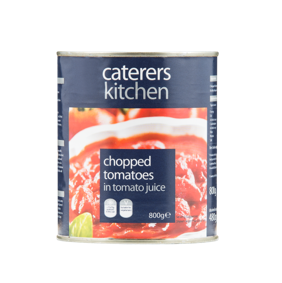 CK Chopped Tomatoes – 800g