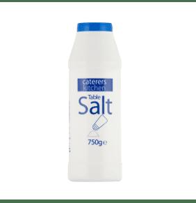 CK Table Salt (Poly Bottle) – 12x750g