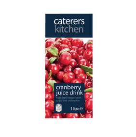 CK Cranberry Juice Drink – 12 x 1Ltr