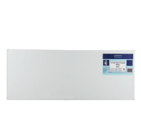 CK Hand Towels, White 2 Ply Z Fold – 3,000s