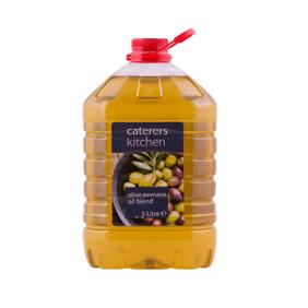 CK Olive Pomace Oil Blend – 5Ltr