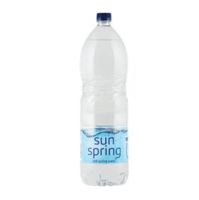 Sunspring Still Spring Water, 2 Ltr